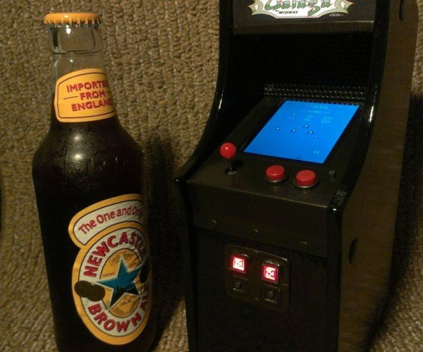 Nintendo DS Turned into Tiny Arcade Cabinet: 1DS