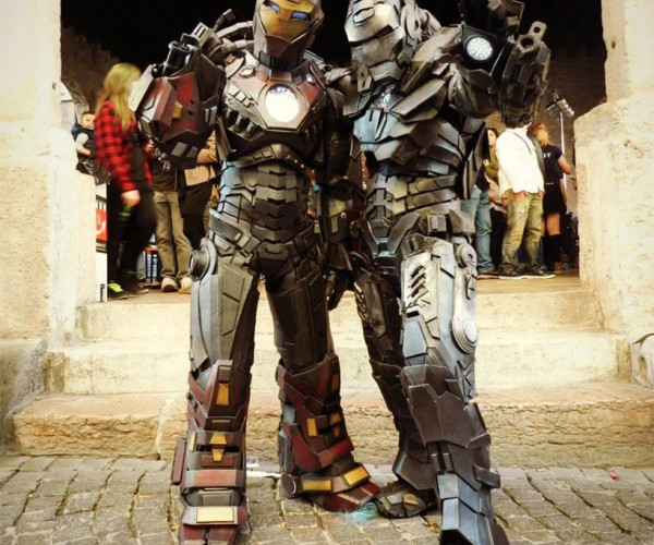 Ultimate Iron Man Armor is… Uhm… Ultimate