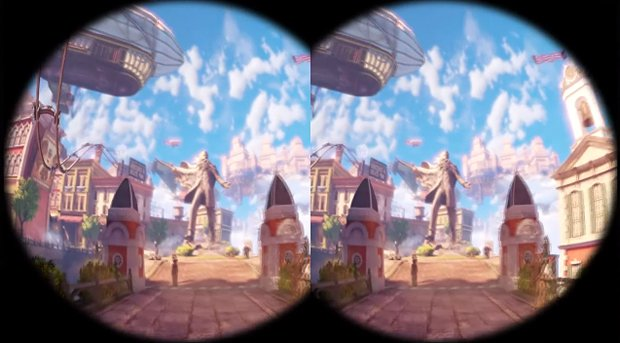 VorpX Stereoscopic 3D Driver Makes Windows Games Compatible with the Oculus Rift