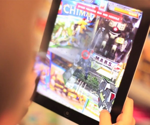 WarBot Uses AR to Turn Shopping into a First-Person Shooter