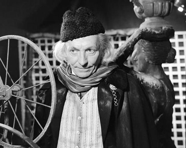 106 Early Doctor Who Episodes Found at TV Station in Ethiopia