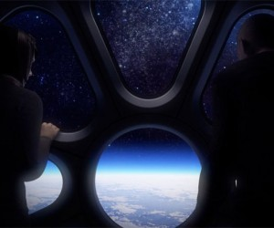 World View Space Capsule Will Take Six Friends 100,000 Feet into the Air