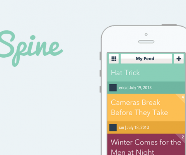 Write and Share Five-Sentence Stories with Spine