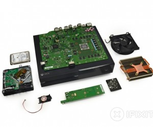 Xbox One Console Teardown
