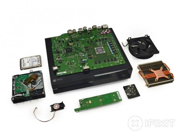 Xbox One Console Teardown