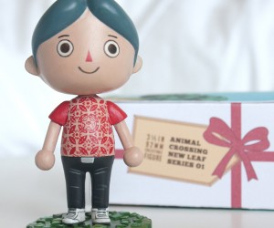 Custom Painted Animal Crossing: New Leaf Figures: Tiny Village People