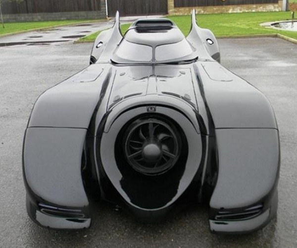 This Working Batmobile Could Be Yours (for About $125,000)
