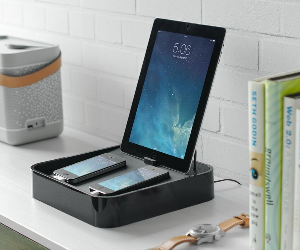 blueLounge Sanctuary4 Has All Your Gadget Charging Covered