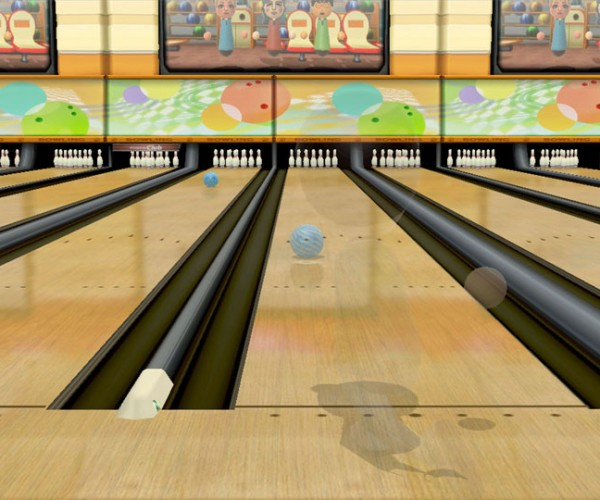 Wii U Gets Old School Wii Sports Games