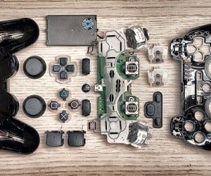 deconstructed video game controllers by brandon allen 6 300x250