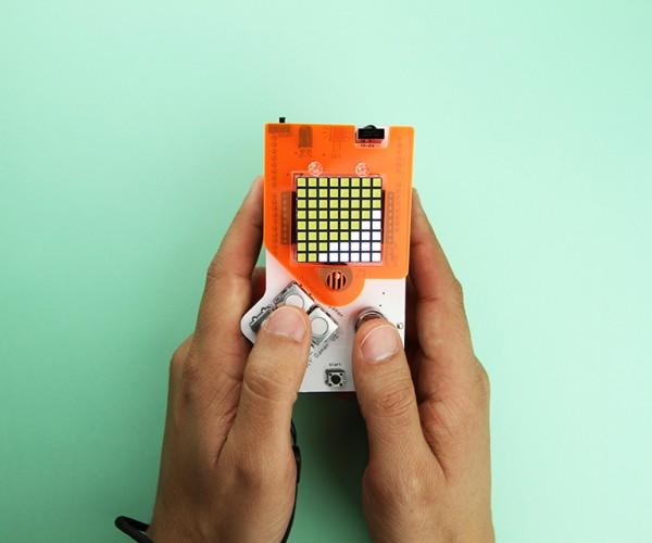 DIY Gamer Kit: Build, Code & Game Boy