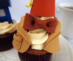 Doctor Who 11th Doctor Cupcake: The Regeneration That Could Have Been