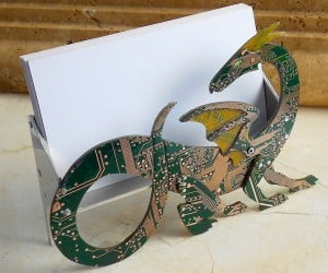 Dragons Made from Circuit Boards (aka Motherboard of Dragons)