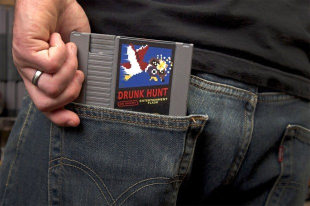 drunk hunt nes flask 2 620x412
