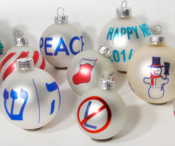 Eggbot Holiday Ornament Designs: Merry Eggmas