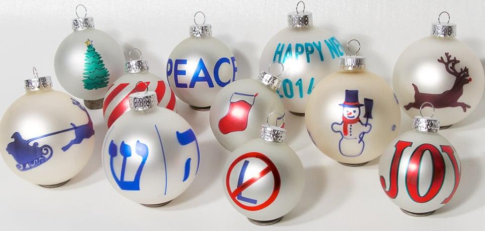 Eggbot Holiday Ornament Designs Merry Eggmas Technabob