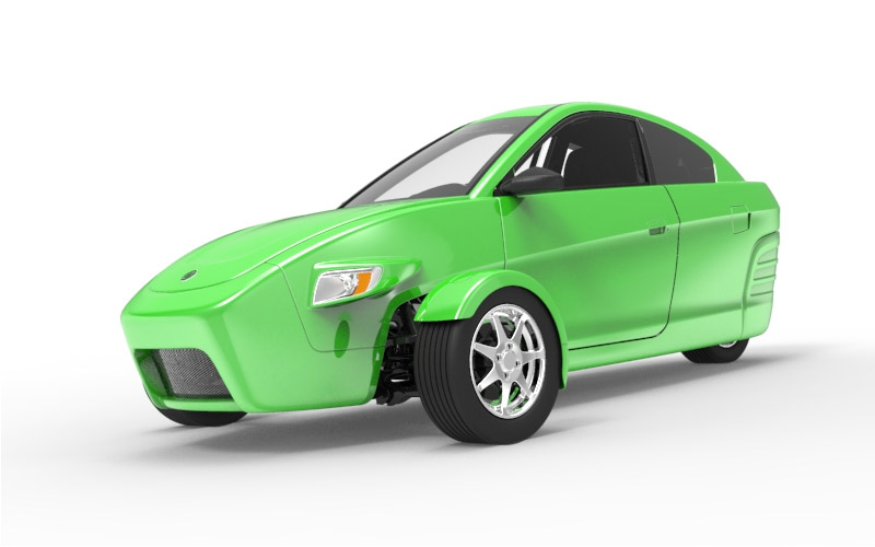 Tiny Elio Car Is Affordable And Street Legal