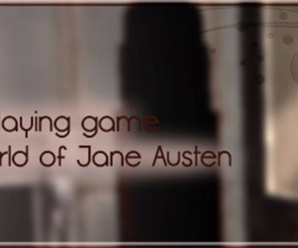 Ever, Jane: The Jane Austen MMORPG