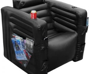 Inflatable Everything Chair: The Ultimate Gift for Lazy Guys