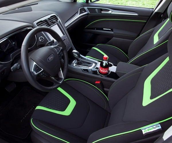 Ford Uses Coca-Cola PlantBottle Technology inside Fusion Energi Hybrid