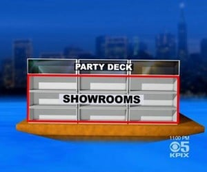 Google Barge Moored in San Francisco Harbor Has a Huge Party Deck and More