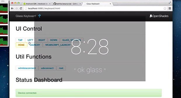google glass eye tracking web control makey makey by brandyn white 2
