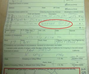 California Driver Gets Traffic Ticket for Wearing Google Glass