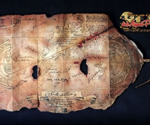 Get Ready for Adventure With This Goonies Treasure Map Replica