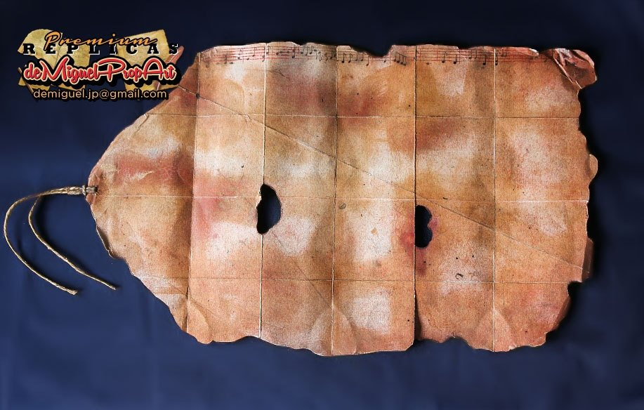 Get Ready For Adventure With This Goonies Treasure Map