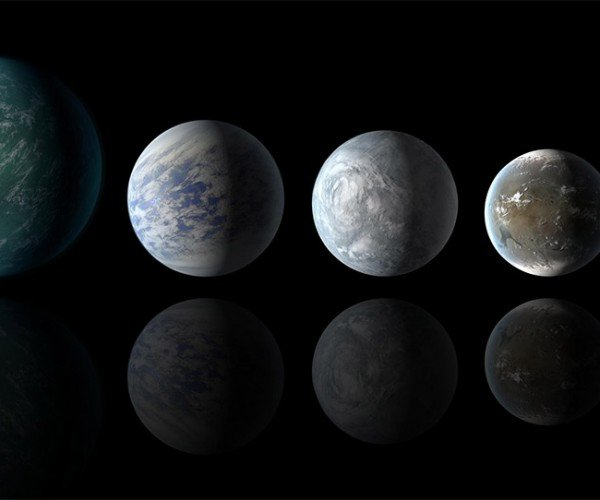 Study Claims At Least 8.8 Billion Earth Size Planets Exist in the Milky Way Alone