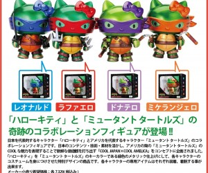 Hello Kitty Ninja Turtles: Heroes with a Hairball
