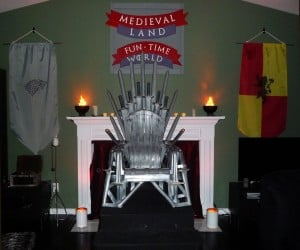 Build Your Own Iron Throne