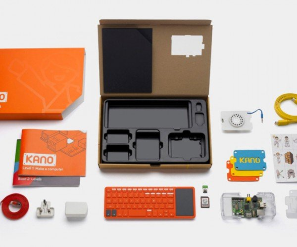KANO KIT DIY Computer: A Computer So Simple, Anyone Can Assemble It