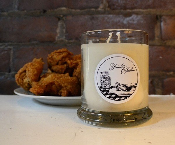 Kentucky Fried Chicken Candle: Nostril Sniffin' Good