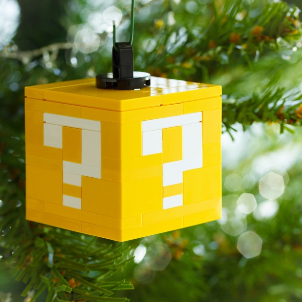 lego question block ornament by chris mcveigh powerpig 620x620