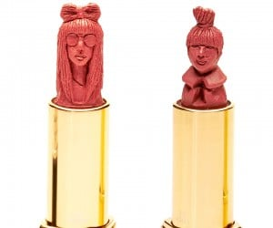 Intricate Lipstick Art is Super Creative and Super Expensive
