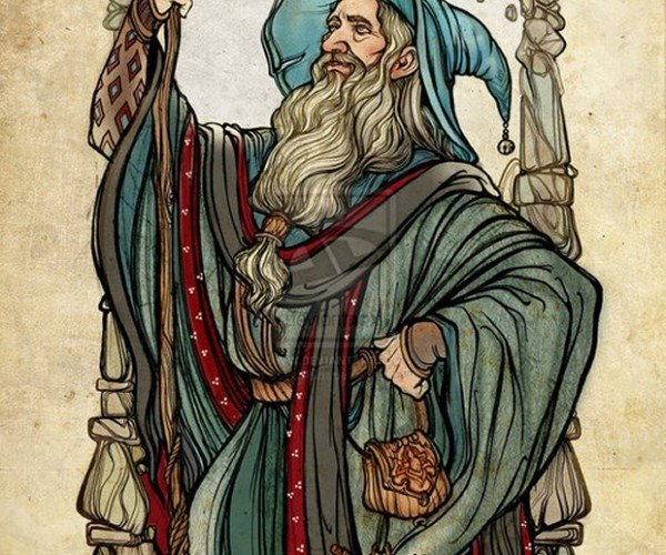 Lord of the Rings Tarot Cards: LOTReading