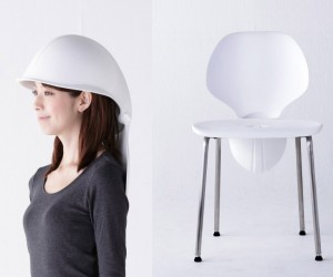 Mamoris Chair Doubles As an Emergency Helmet: Spaceballs: The Chair