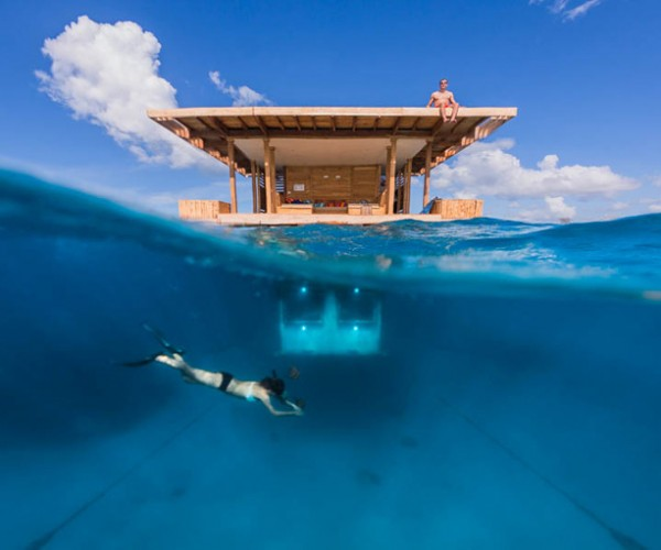 Africa's Underwater Hotel The Manta Resort: Is That Captain Nemo out My Window?