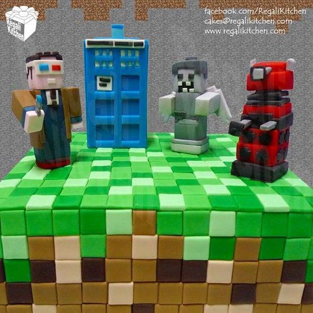 minecraft cake1