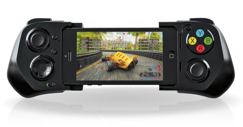 MOGA Ace Power Gaming Controller Supports iOS 7