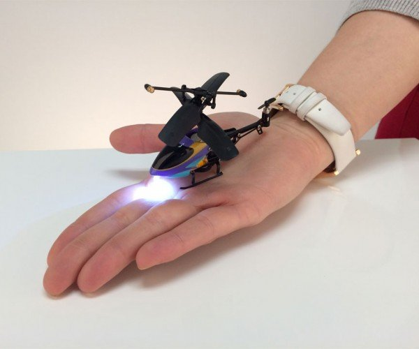 Swann Mosquito Mini RC Helicopter is Designed for Easy Indoor Flights