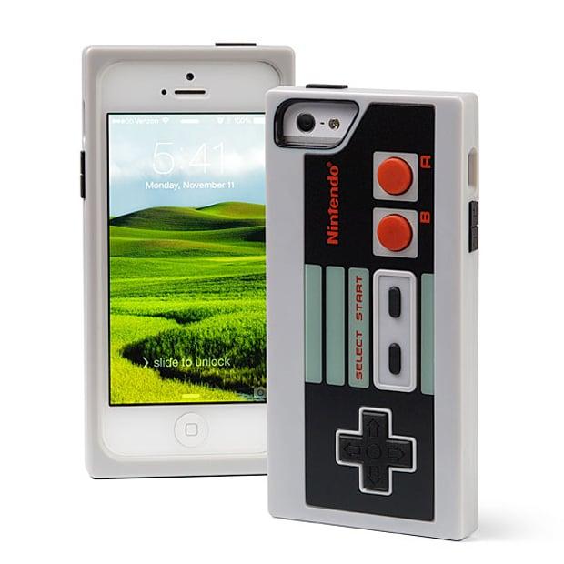 new style e14c8 67707 iPhone 5 NES Controller Case: Gamer's Bubble Wrap