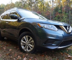 A Day on the Road with the 2014 Nissan Rogue