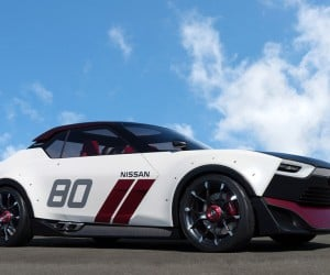 Nissan Unveils Awesome IDx Nismo Concept in Tokyo