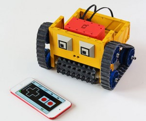 Atoms Launches Bunsen and Pascal Robot Kits