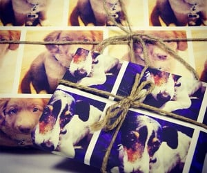 PicPaperie Turns Instagram Shots into Wrapping Paper