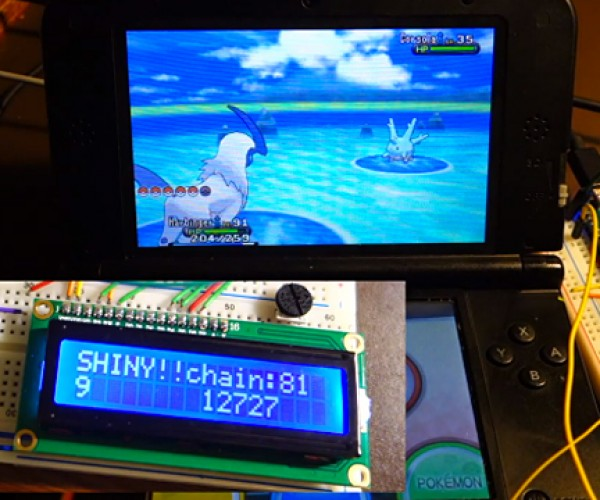 Pokémon X/Y Automatic Shiny Finder: Monster Miner