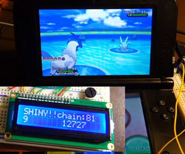 Pokémon X/Y Automatic Shiny Finder: Monster Miner