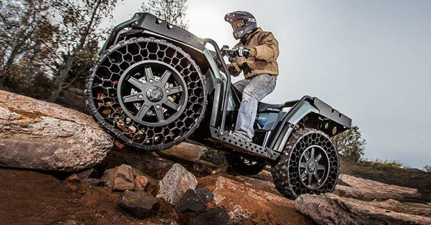 polaris sportsman atv photo